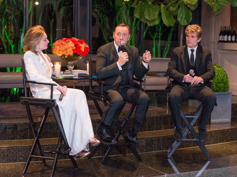 News, Shelby, Best Buddies, Kevin Spacey, Nov. 2015, Becca Cason Thrash, Kevin Spacey, Anthony Kennedy Shriver