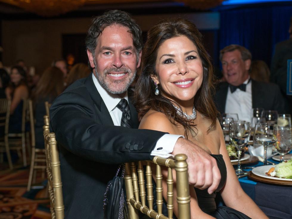 News, Shelby, UNICEF gala, Nov. 2015, Alex Klein, Ericka Bagwell