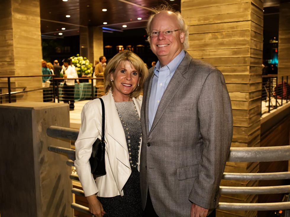 News, Shelby, Buffalo Bayou Partnership gala, Nov. 2015, Zane Carruth, Brady Carruth