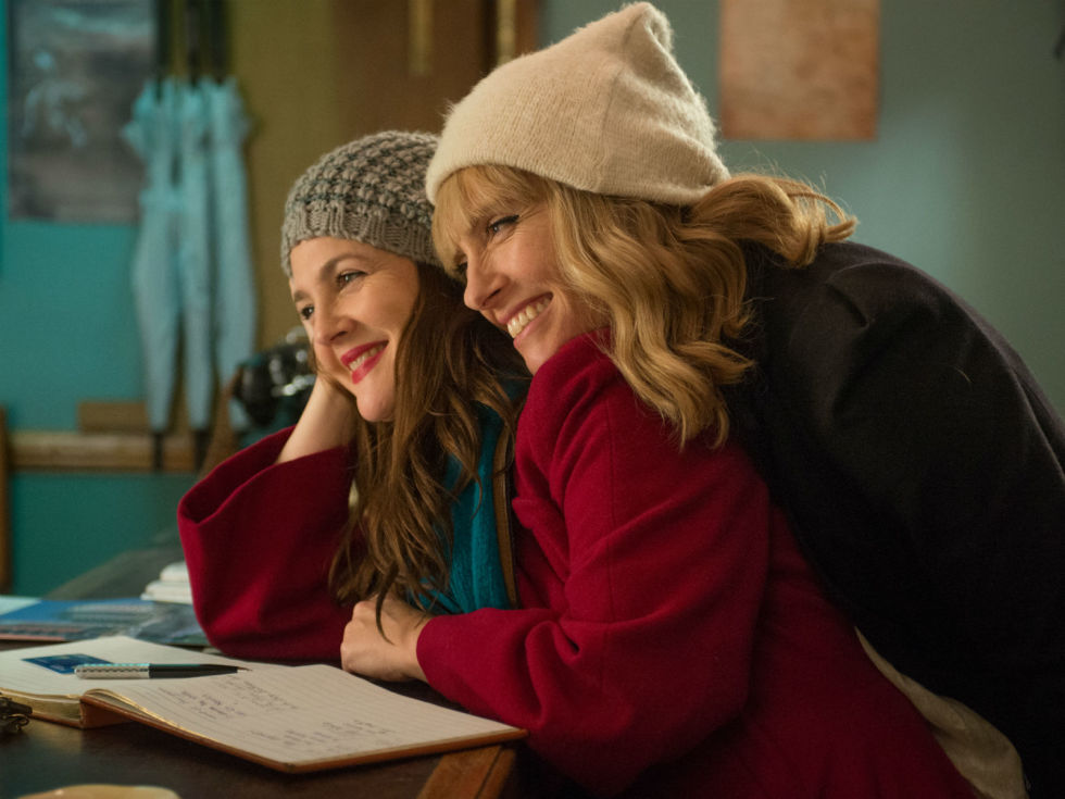 Drew Barrymore and Toni Collette in Miss You Already