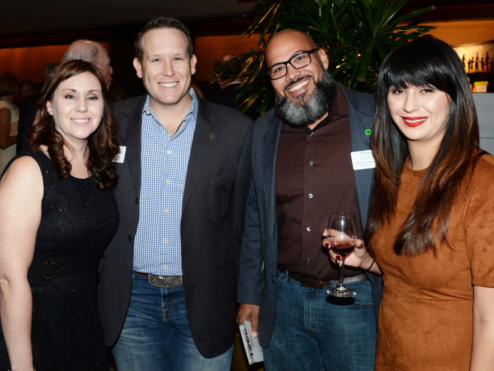 News, Shelby, Boys and Girls Country, Oct. 2015, Lisa and Michael White and Michael Johnston and Armida Gallegos.