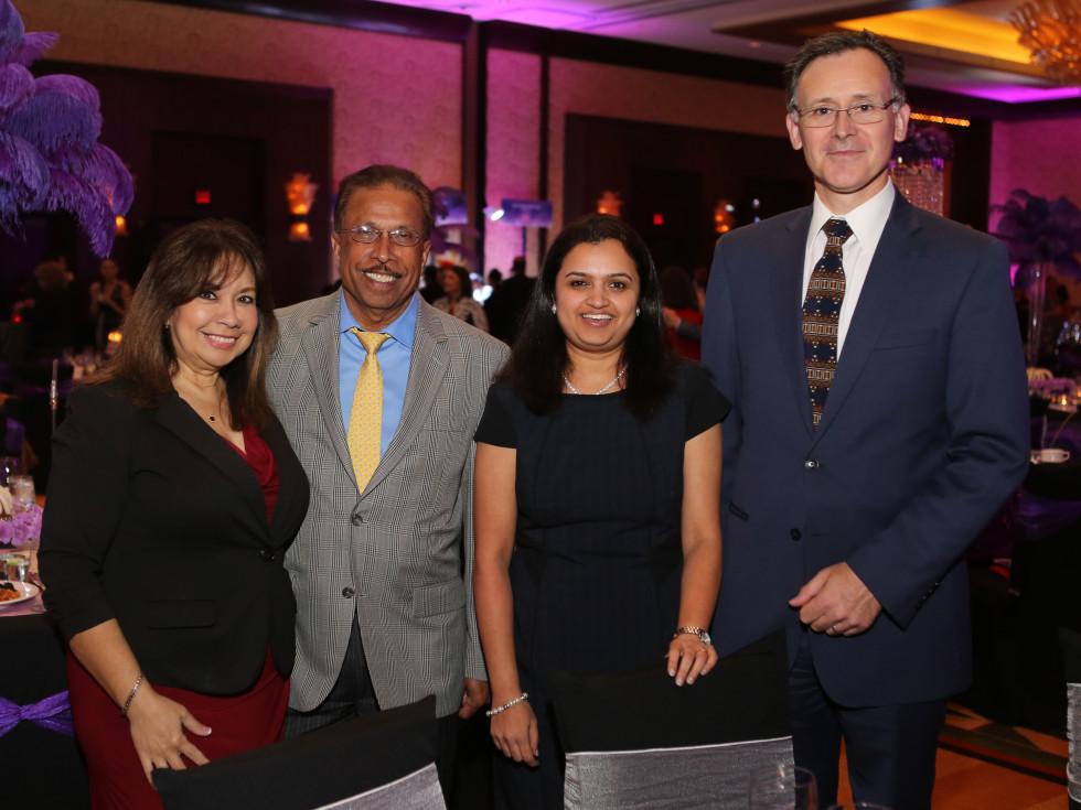 News, Shelby, March of Dimes Signature chefs, Nov. 2015, Yolanda Montano and Gampa Bhat, Chitra Arkesh,SimonLott