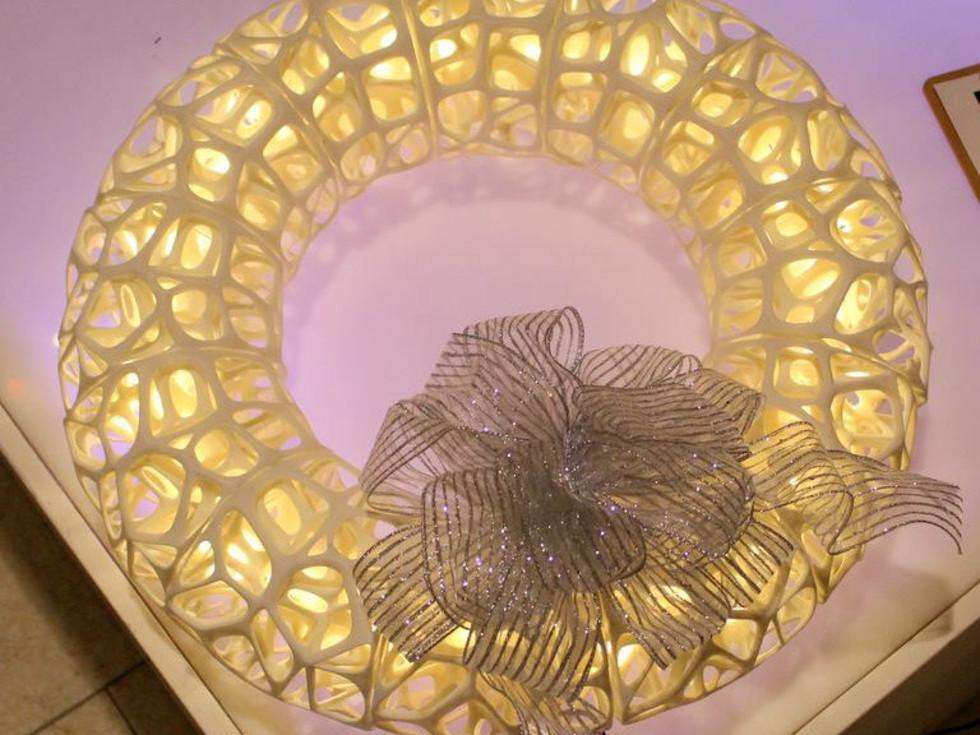 Gensler DIFFA Wreath Collection