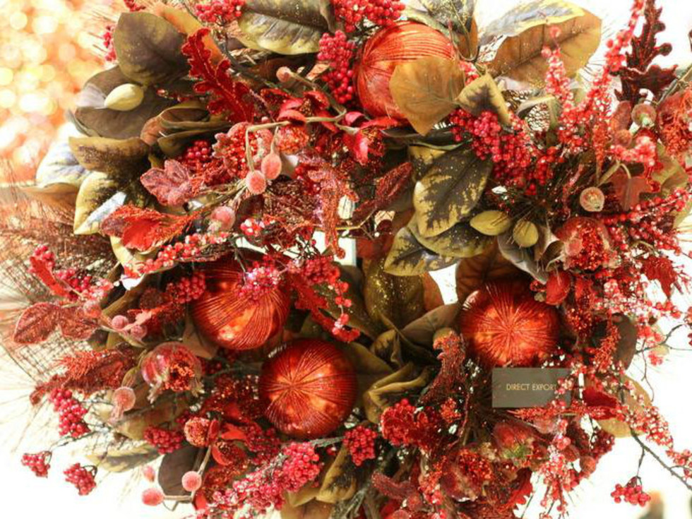 Direct Export DIFFA Wreath Collection