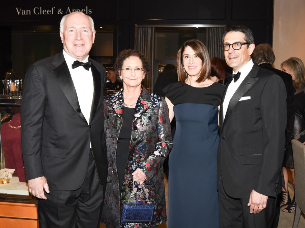 David Haemisegger, Nancy Nasher, Karen Katz, Alan Katz