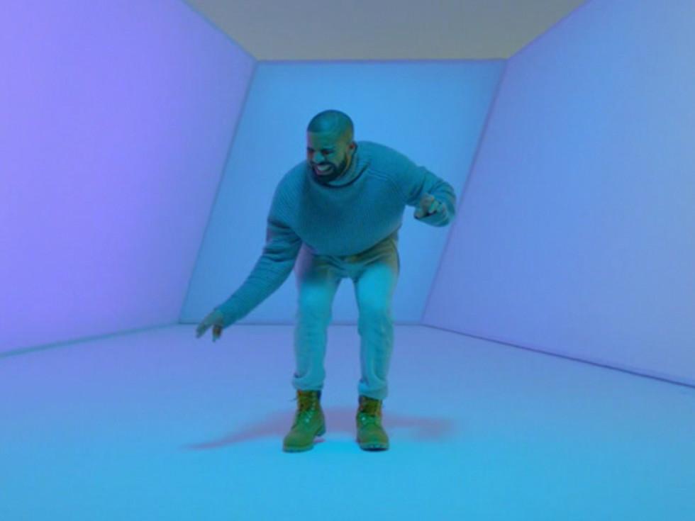 Drake Hotline Bling video Halloween costume