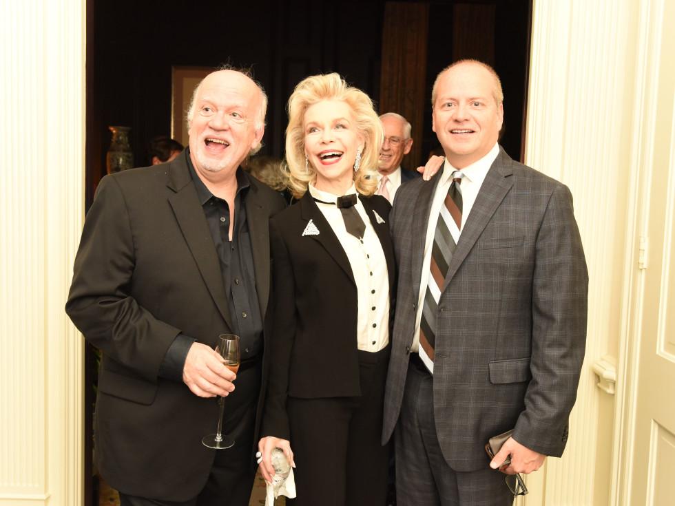 News, Shelby, Departures/Chopard dinner, Oct. 2015, Gregory Boyd, Lynn Wyatt, Patrick Summers