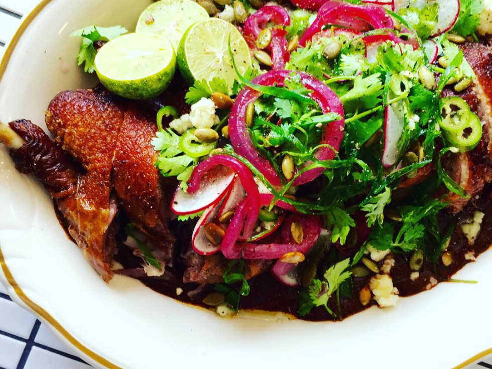 State of Grace duck mole