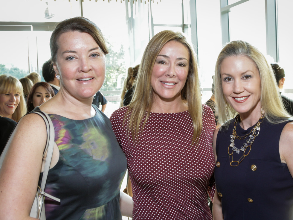 News, Shelby, Dec My Room luncheon, Oct. 2015 Colleen Dippel, Claudia Contreras, Marita Fairbanks