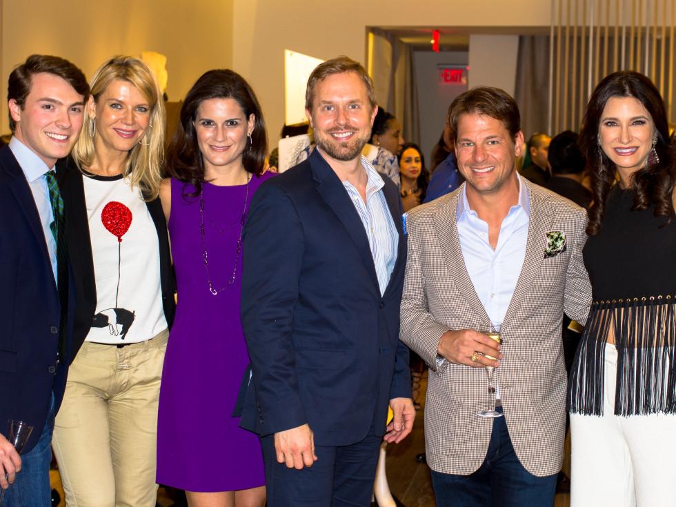 News, Shelby, Intermix opening, Oct. 2015, William Finnorn, Tatiana Green, Katarina Tehlirian, Michael Broderick, Rocky Mafrige , Melissa Mithoff