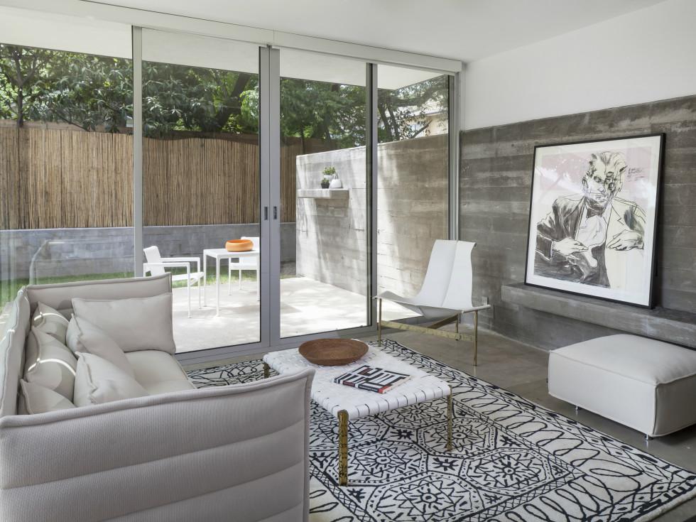 AIA Austin Homes Tour 2015 FAB Architecture living
