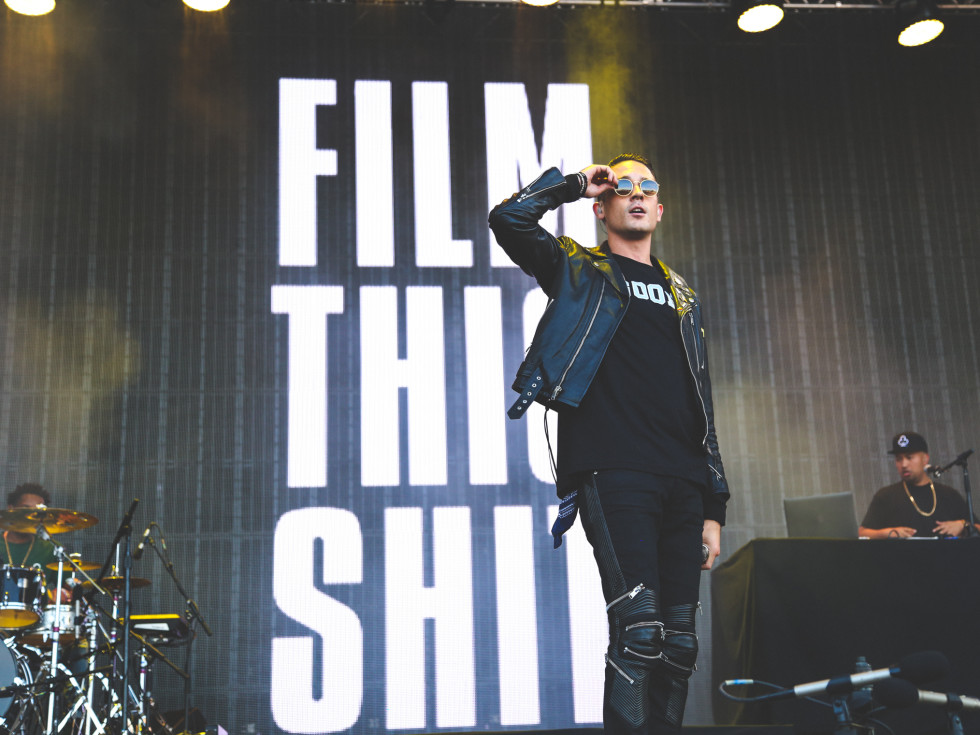 Austin City Limits Festival ACL 2015 Weekend Two G-Eazy