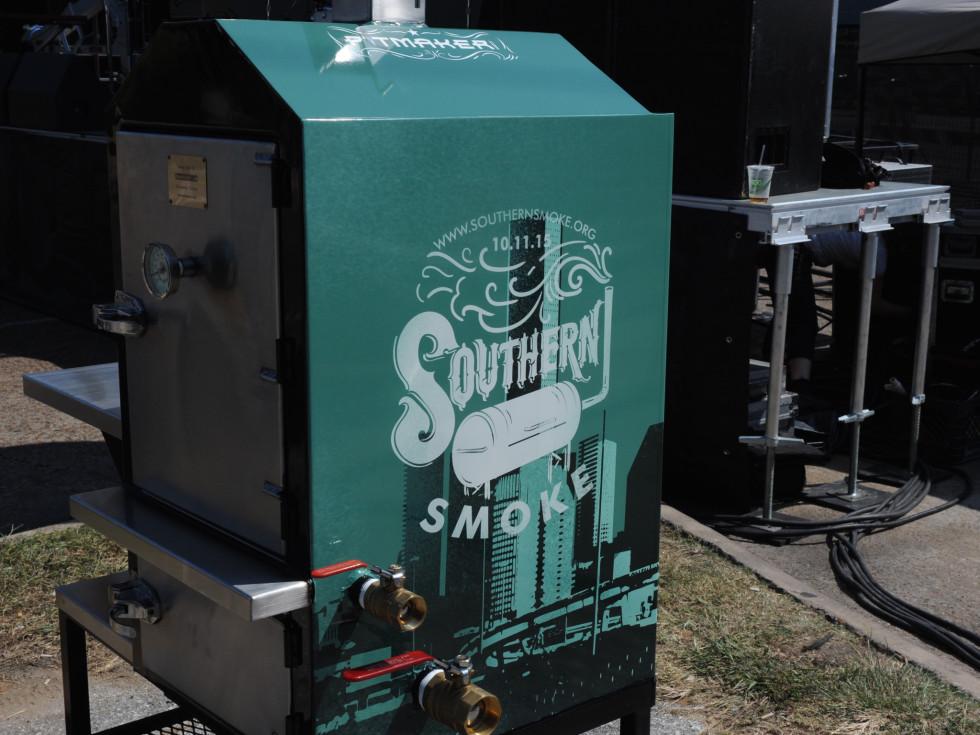 Southern Smoke raffle