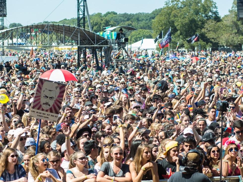 Echosmith at Austin City Limits Festival ACL 2015 Young Photographer Ryder Blue Cavazos