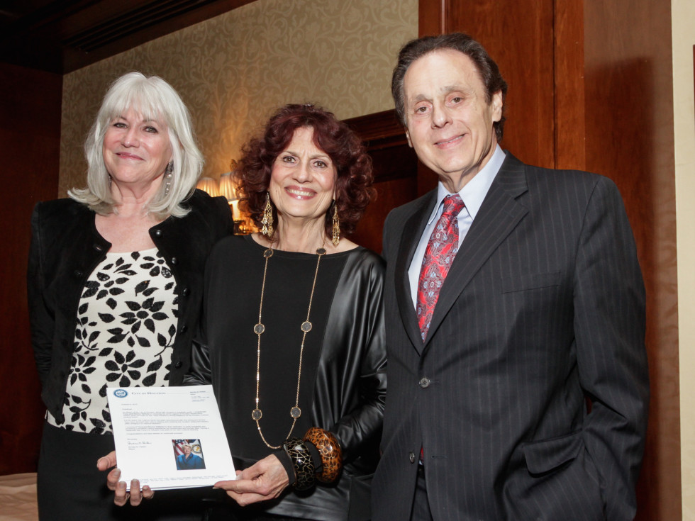 Houston Culinary Awards 2015 Tony Donna Vallone
