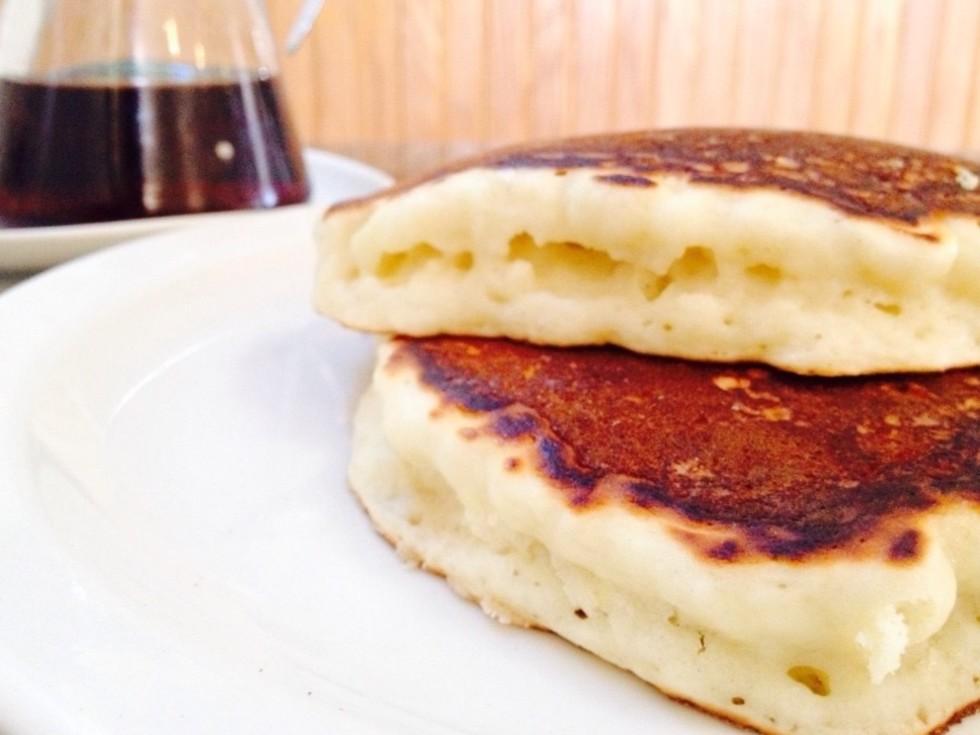Jazz Cafe pancakes