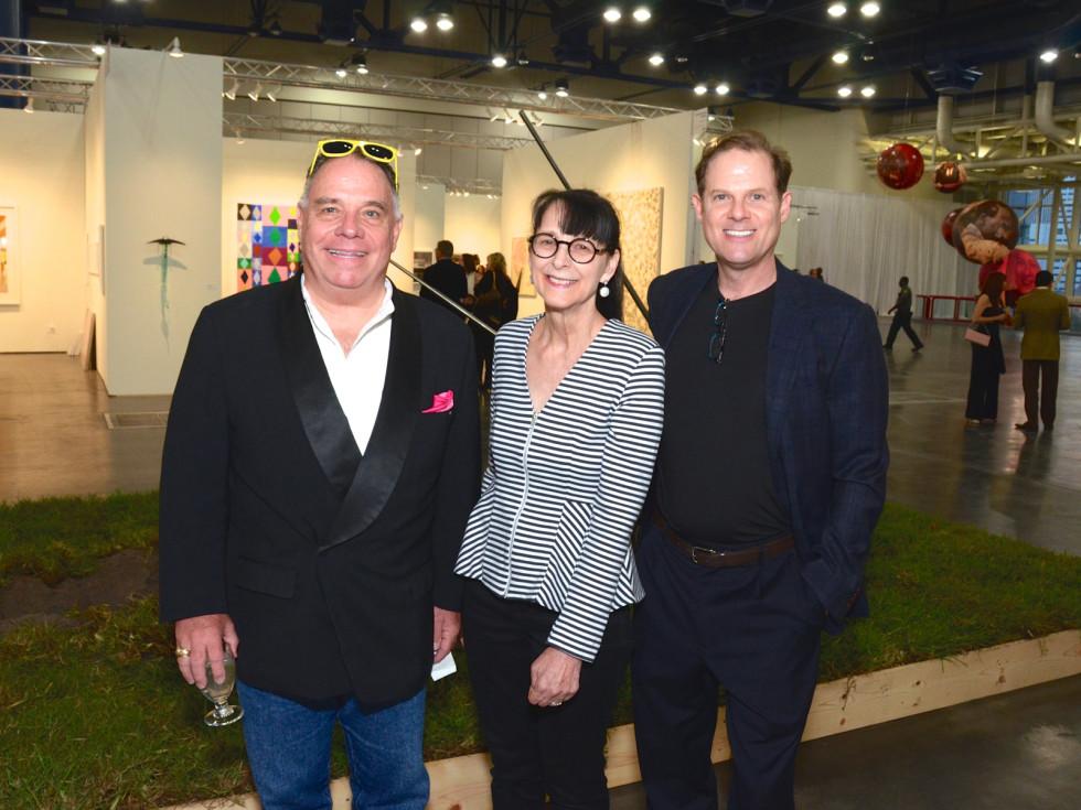 News, Shelby, Texas Contemporary, Oct. 2015, John bebout, Jane Bebout, Marc Schindler