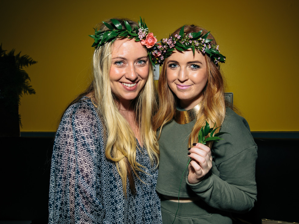 CultureMap Austin Social: Style Edition at the Belmont Sweet Magnolia Floral