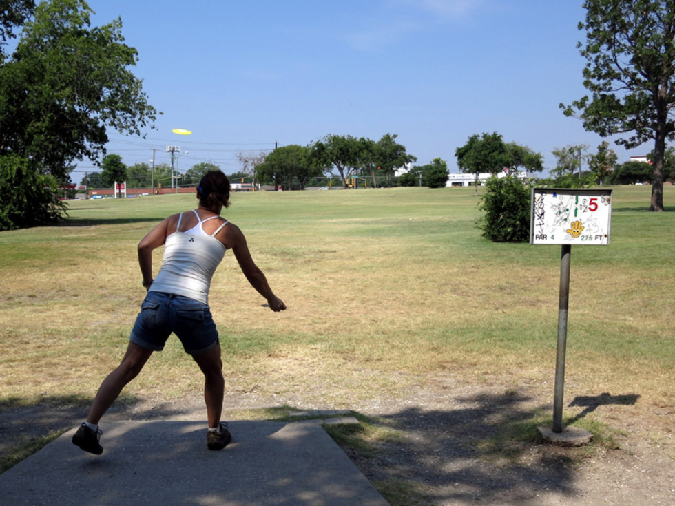 B.B. Owen Disc Golf Course