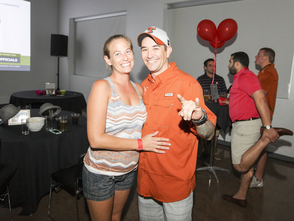 AHA YP mixer Ashley Whitt, Bobby Whitt