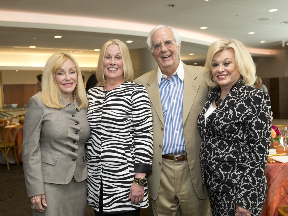 News, Shelby, Celebration of Champions lunch, Sept. 2015, Judi McGee, Elsie Eckert, Scott Basinger, Sidney Faust