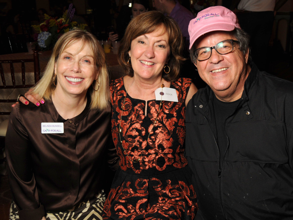 News, Shelby, Camp for All Camp Culinary, Sept. 2015, Belinda Munsell, Liz Rigney, Jonathan Levine
