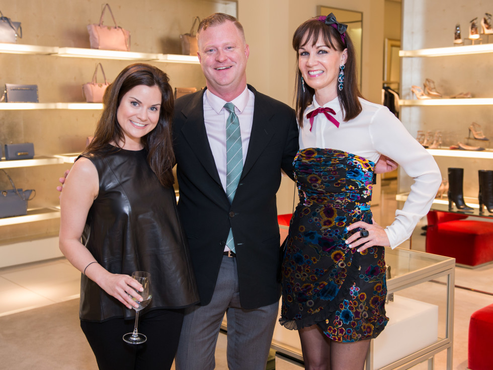 News, Shelby, Heart of Fashion, Valentino, Sept. 2015,Katie Turpin and Jerod Dame, Beth Muecke