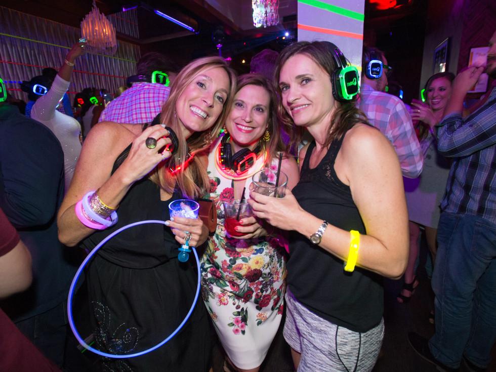 Camille Liebbe, Amy Perkins, Laura DiFazio
