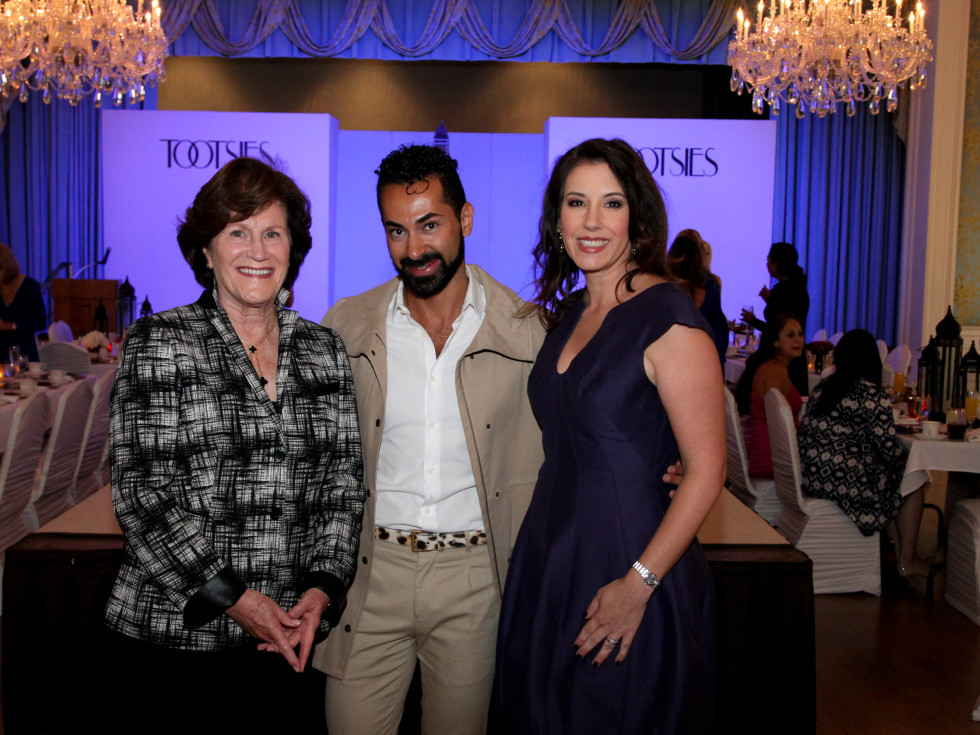News, Shelby, Junior League Luncheon, Sept. 2015 , Nancy Levicki, Fady Armanious, Mimi Foerster