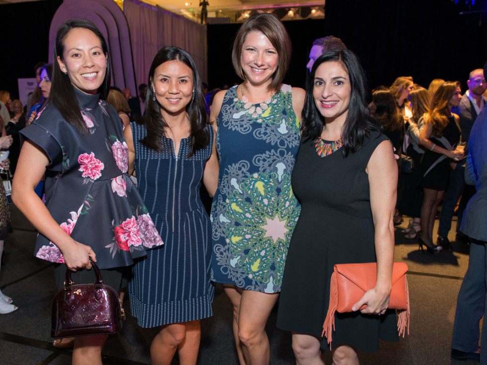 Houston, Vogue Simon Fashion Show, September 2015, Ting Bresnahan, JC Al-Uqdah, Tami Kazdal, Candace Thomas