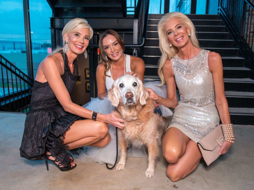 News, Shelby, Pet Set Gala, Sept. 2015, Tena Lundquist Faust, Carmina Zamorano, Tama Lundquist