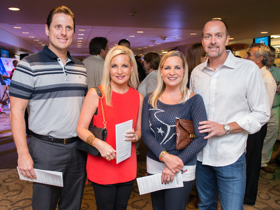 Fantasy Football draft 2015 Drew Miller, Lynda Irvine, Laura and Wayne Kinningham