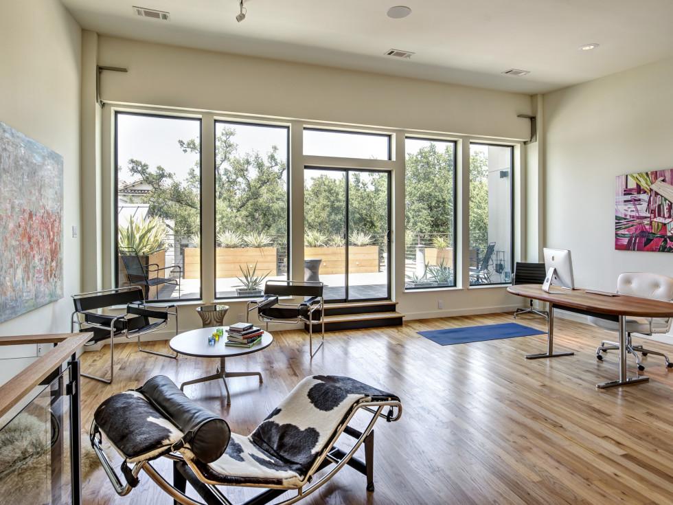 Houston, 1203 Berthea, September 2015, living area