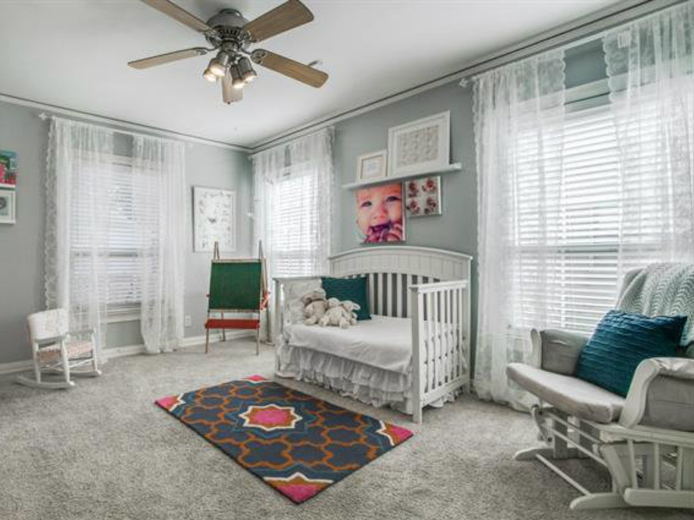 Nursery at 6051 Penrose Ave. in Dallas
