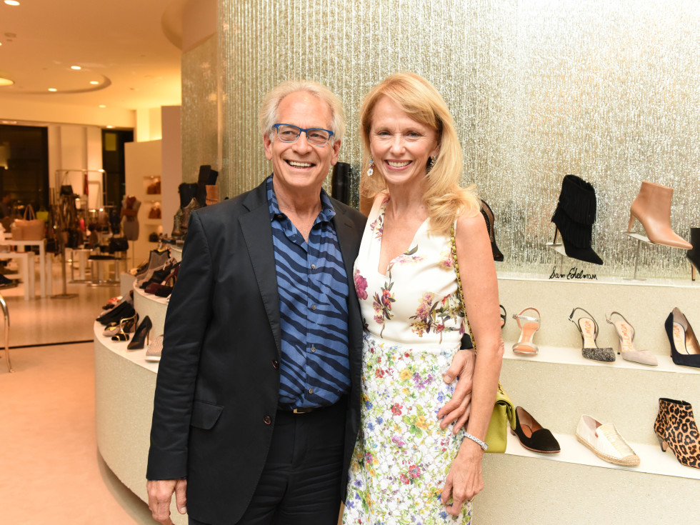 News, shelby, Fresh Face of Fashion, Sept. 2015, Mickey Rosmarin, Susan Sarofim