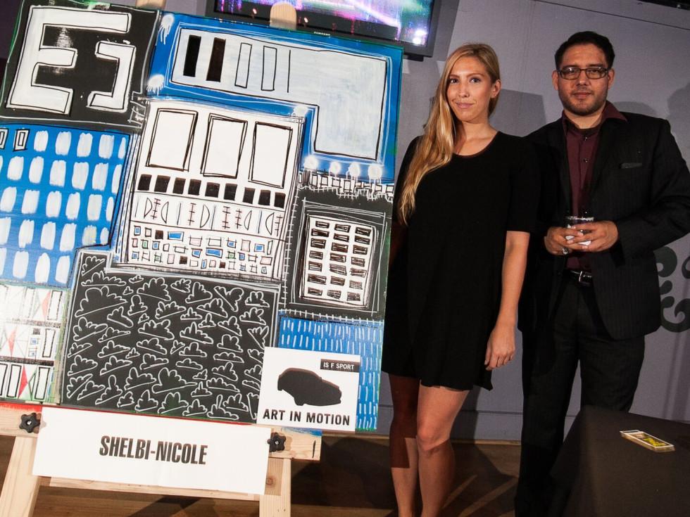News, Shelby, CultureMap social, Aug. 215, Shelbi-Nicole, Carolos Reyes