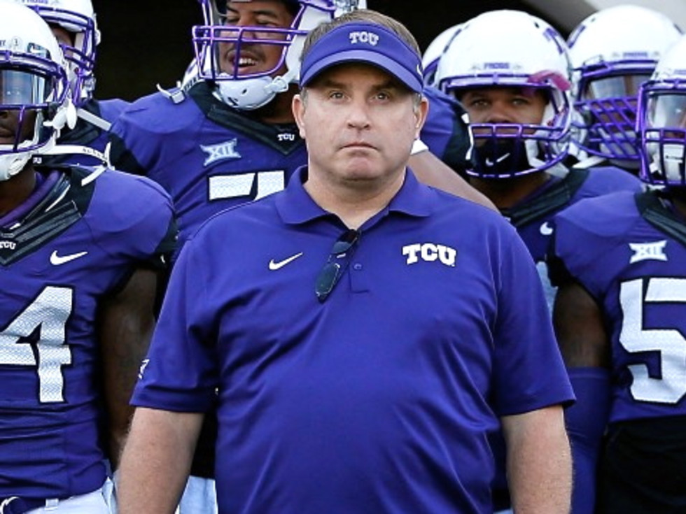 Houston, hottest college football coach in Texas, August 2015, Gary Patterson
