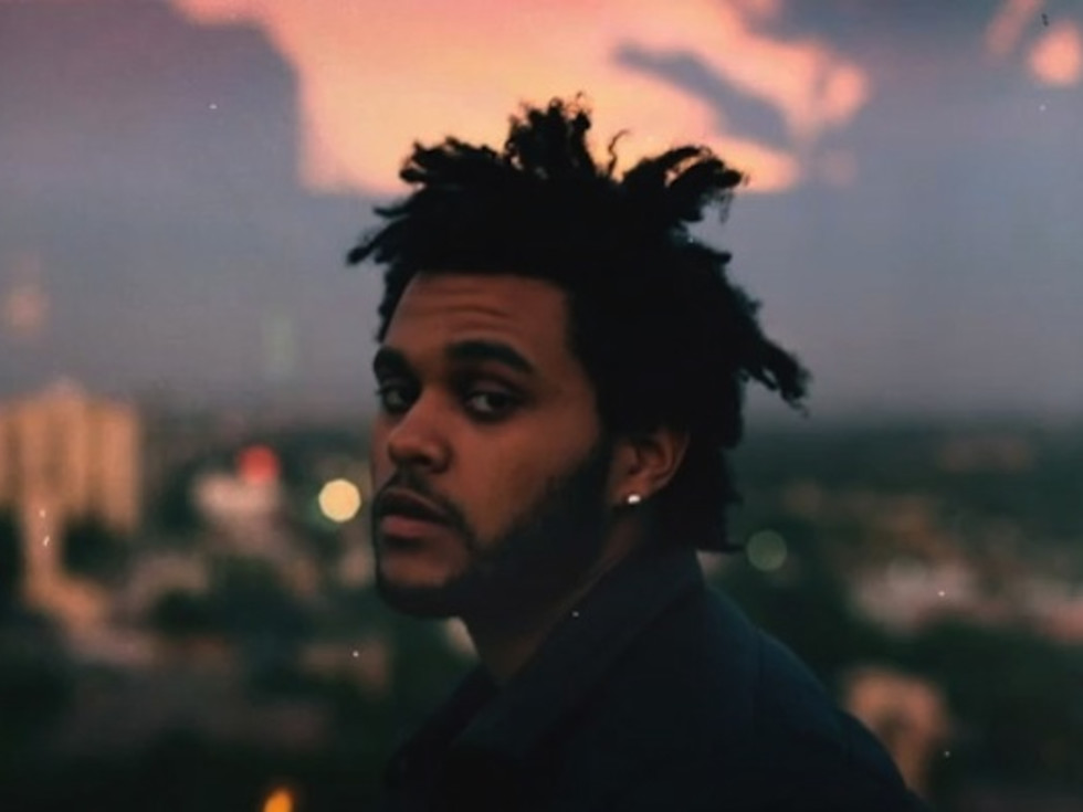 The Weeknd singer