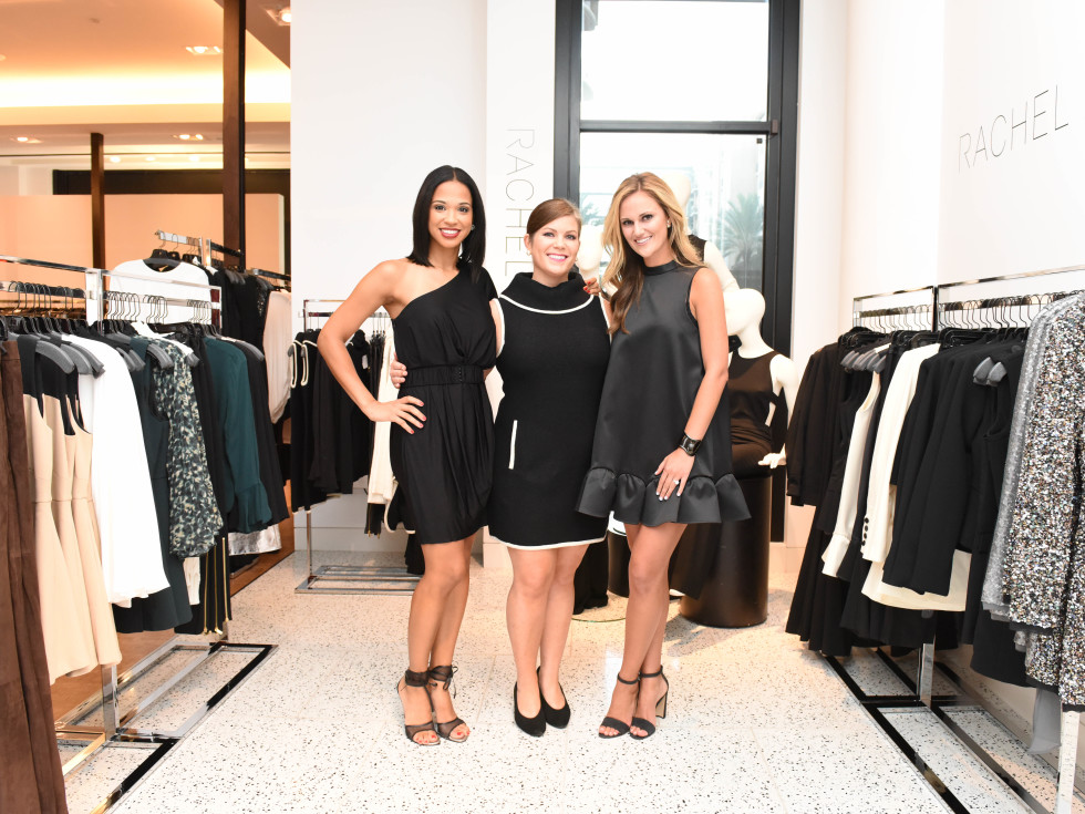 News, Shelby, Women of Wardrobe Back to School, Aug. 2015, Mia Gradney, Lauren Levicki Courville, Anna Boggs