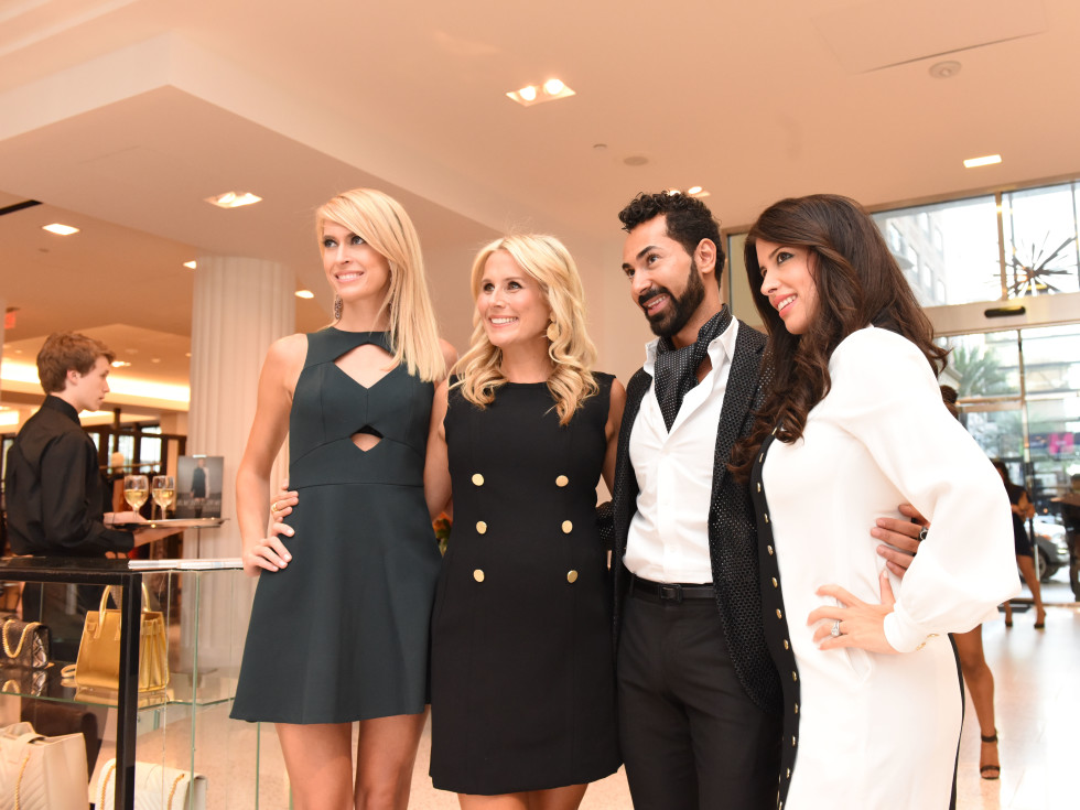 News, Shelby, Women of Wardrobe Back to School, Aug. 2015, Kendall Hanno, Shannon Addison, Fady Armanious, Maria Lowrey