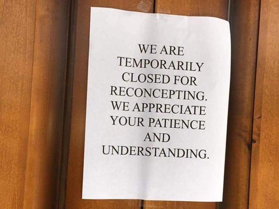 El Cantina closed