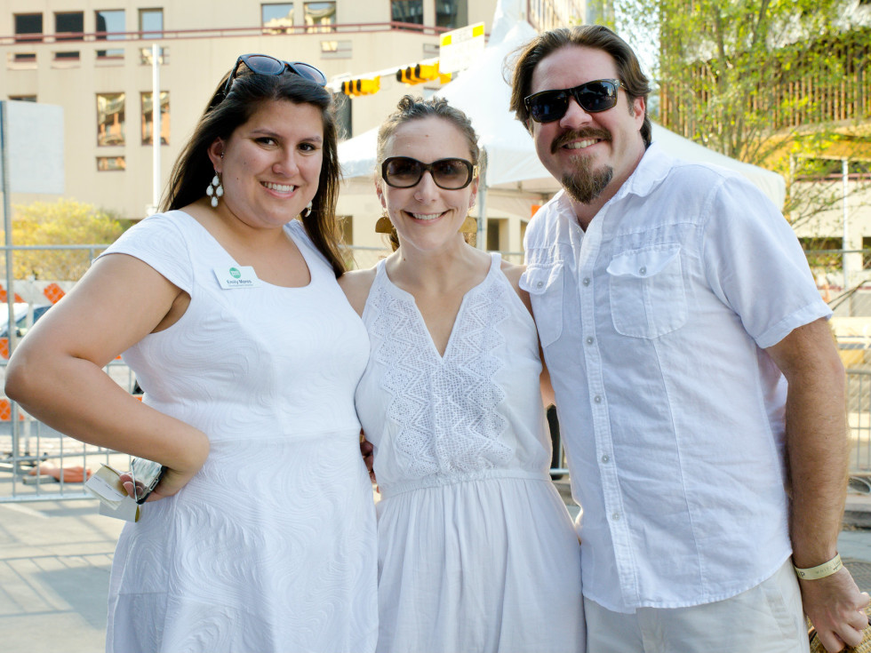 White Linen NIght 2015