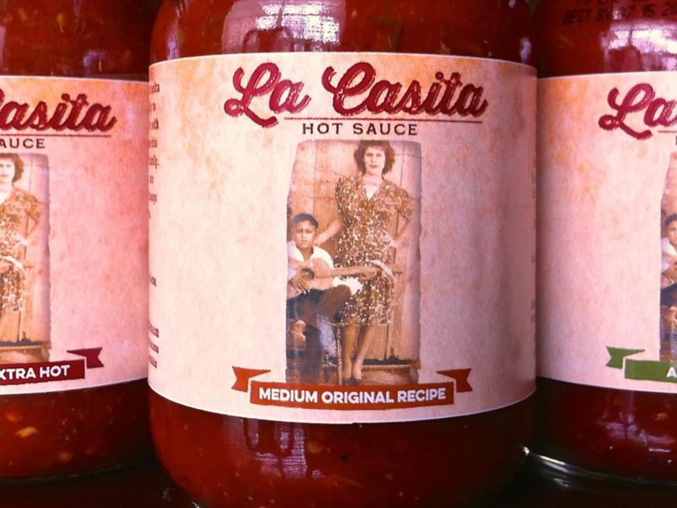 La Casita hot sauce