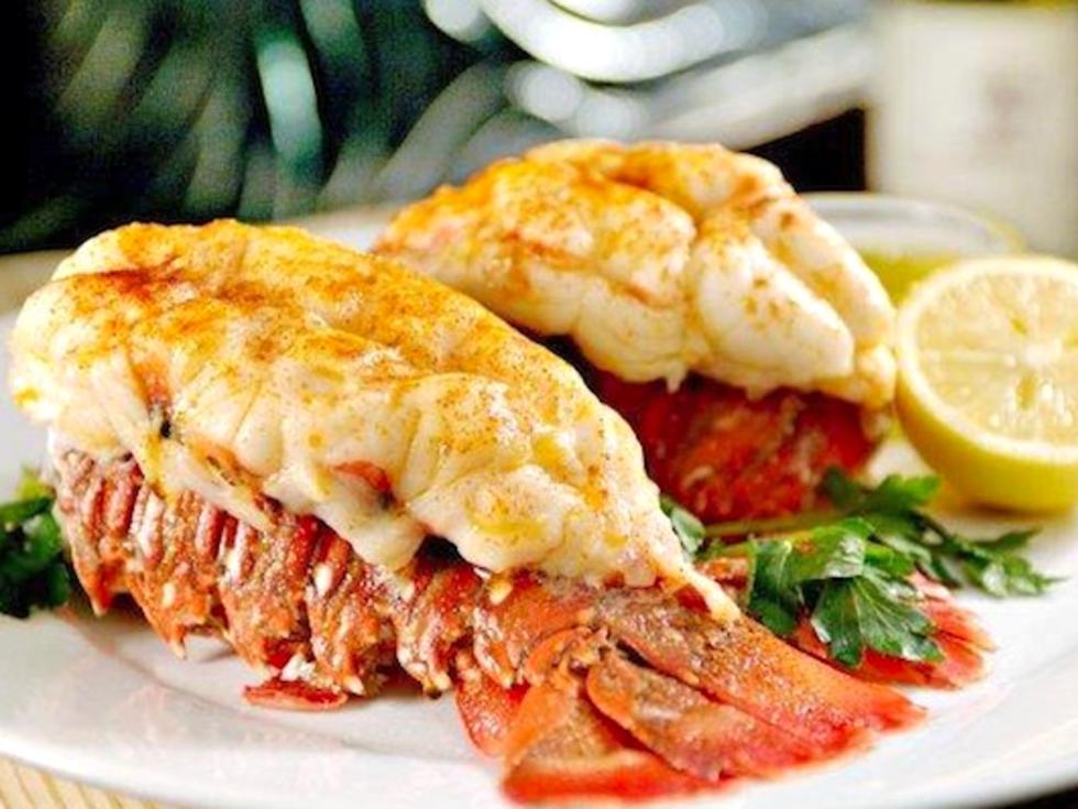 Houston, Eddie V's Prime Seafood, lobster
