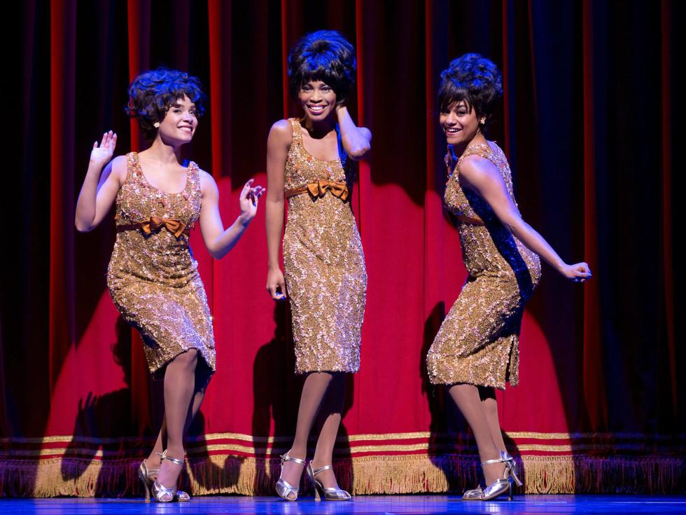 Motown the Musical original cast