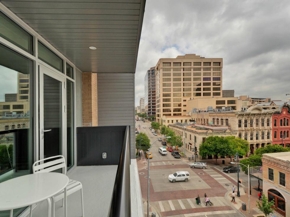 Littlefield Lofts Top downtown Austin Trip Rentals view 1 2015