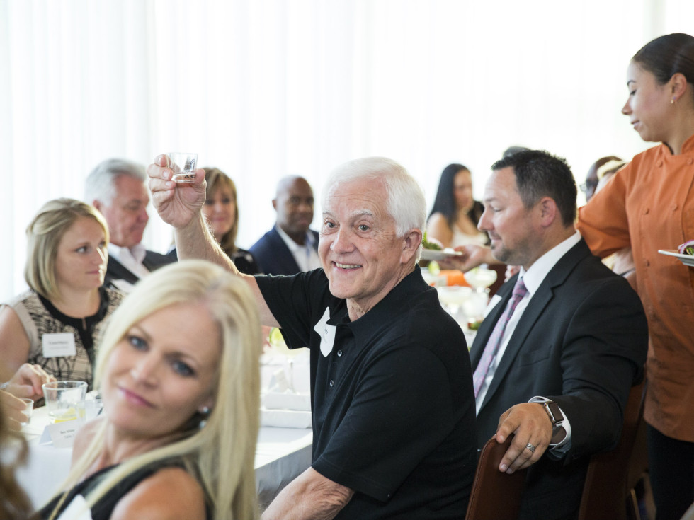 Herradura + Pat and Emmitt Smith Charities 2015