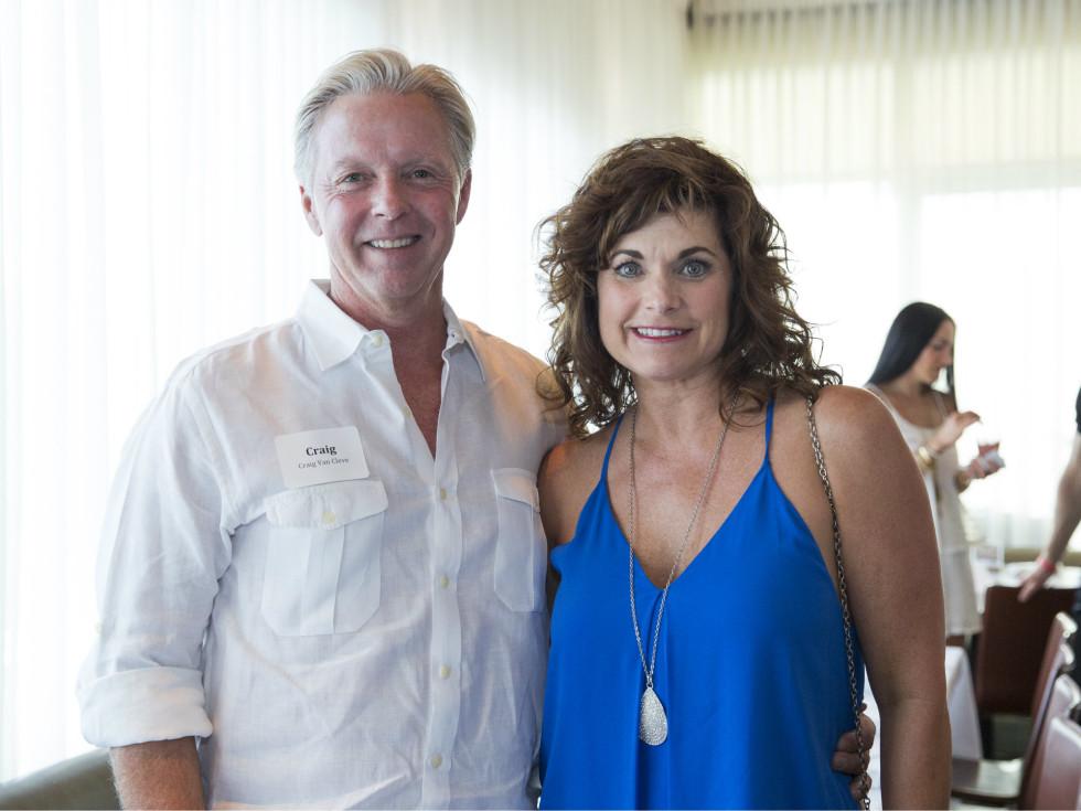 Craig Van Cleve, Tammy Siff