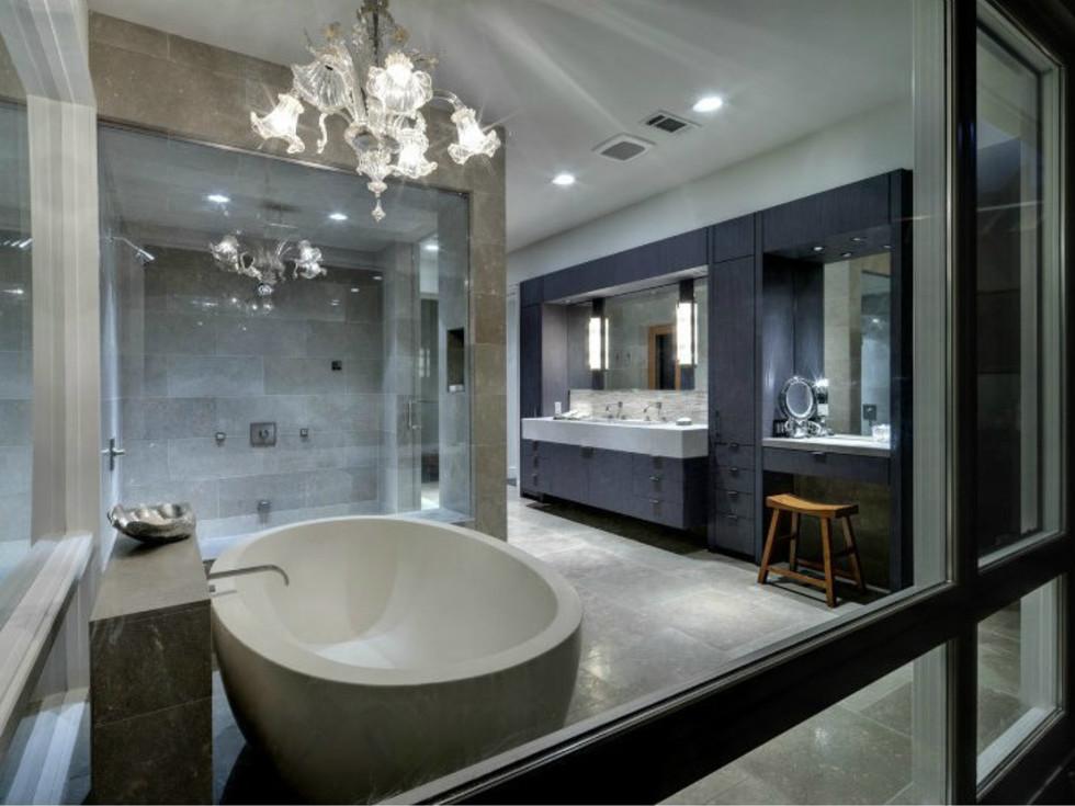 7 Dallas Master Bathrooms Better Than A Luxury Spa Culturemap Dallas