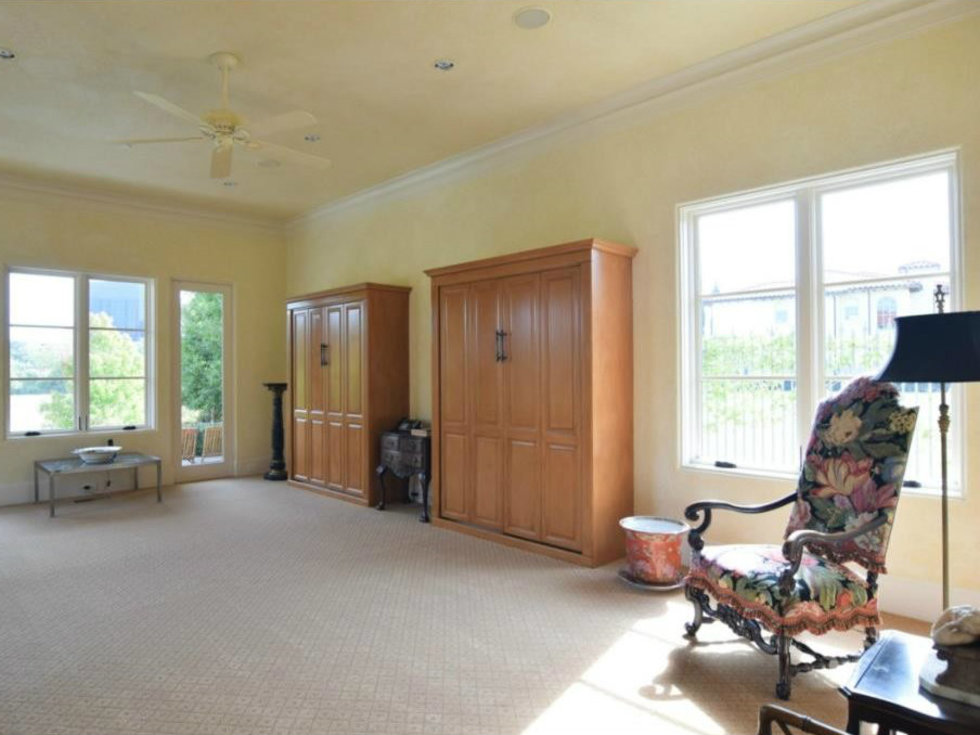Game room at 122258 Creek Forest Dr. in Dallas